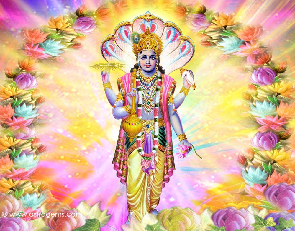 Images of lord vishnu hd