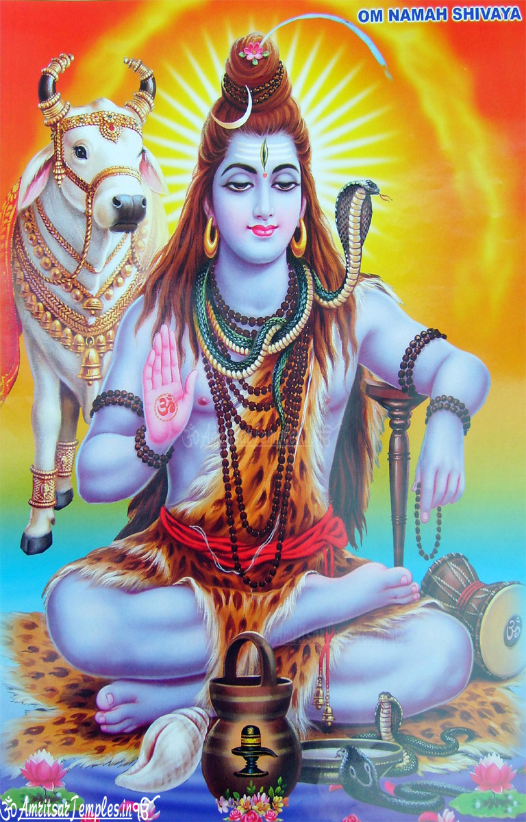God Shiva Hd Wallpapers Download