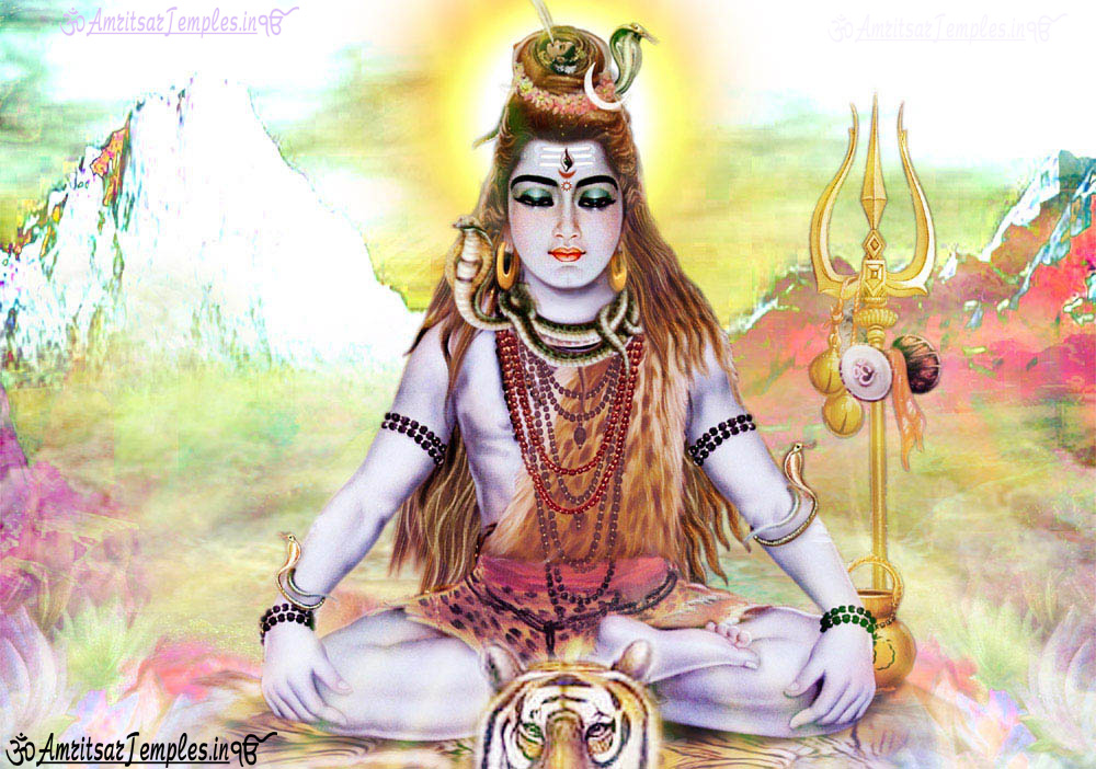 God Shiv Shankar Lord Shiva Hd Wallpapers Download