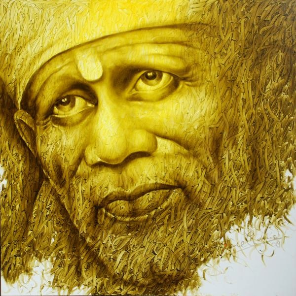 shirdi sai baba beautiful photo, picture, wallpaper