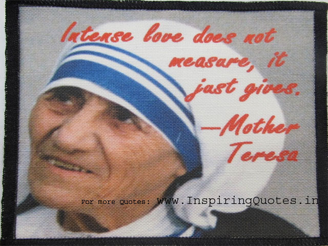 Essay On Mother Teresa