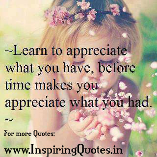10 Ways To Appreciate What You Have ... - Wanderlust Worker