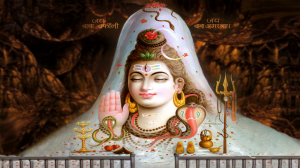 Amarnath Lord Shiva Lingam 2013 Wallpaper Images