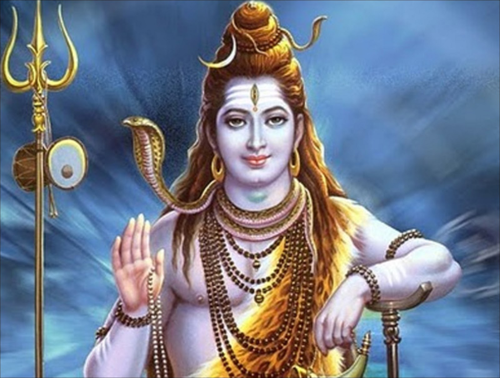 Religious Wallpaper, Hindu God