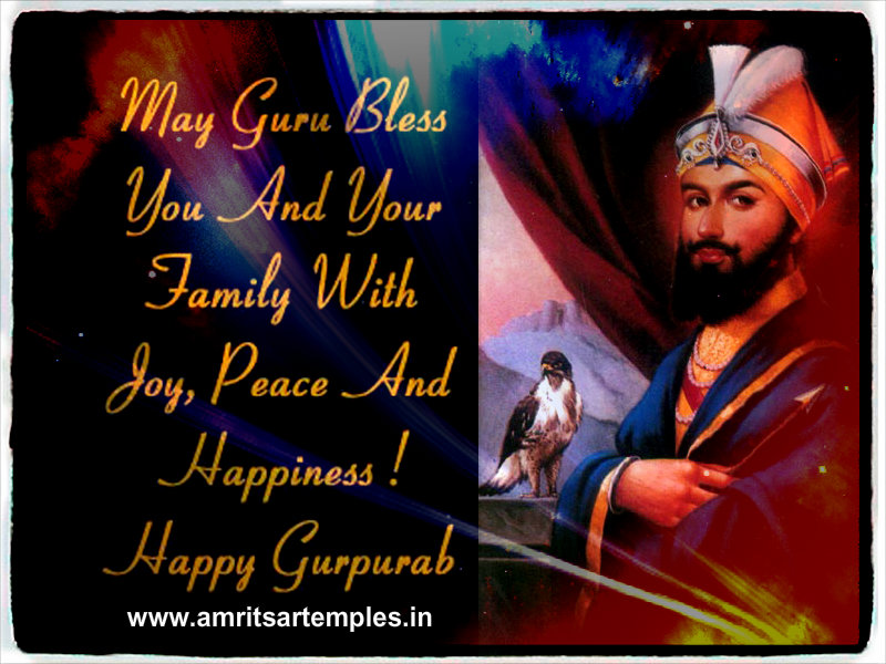 Guru Gobind Singh Ji Jayanti 2014 Wishes Pictures, Punjabi Gurpurab Message Images Wallpapers, Photos
