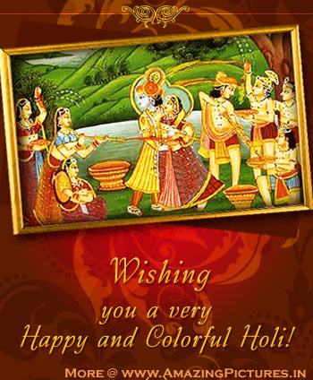 God Holi Greetings Pictures, Wishes, Quotes, Messages, Photos, Wallpapers, Images Download