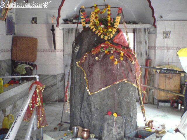 Lord Shiv Mandir Kathgarh, Twin Lingam Temple, Village Kathgarh Images Photos, Wallpapers, Pictures Download